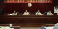 横县红十字会召开第一届理事会第四次会议(图) - 红十字会