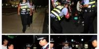 """南宁警方开展""""两会""""社会治安综合整治第六次行动 - 公安局"""