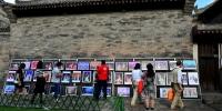 广西非遗类戏曲摄影作品亮相国际大展 - 文化厅