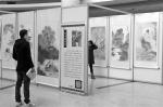 """笔砚含情展示理想人生""""四季画语""""国画展在邕举行 - 文化厅"""