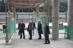 自治区民政厅冯志副厅长到荣康中心检查指导工作 - 民政厅