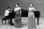 唱响经典 展示风采  广西艺术学校教师迎新年音乐会在邕举行 - 文化厅