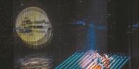 3D舞蹈诗《侗》在邕上演 - 文化厅