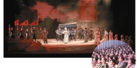 一部壮歌赞英雄 铁骨铮铮民族魂 ——广西戏剧院大型历史壮剧《冯子材》全国巡演侧记 - 文化厅