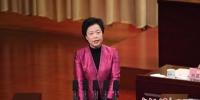 陈际瓦作广西政协十一届委员会常务委员会工作报告 - 广西新闻