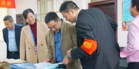 国务院食安办等五部委督导组检查江南区食品安全工作 - 食品药品监管局