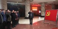 自治区审计厅党组书记苏海棠到百色市审计机关开展调研慰问活动 - 审计厅