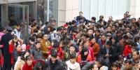 春节7天假南宁局集团累计发送旅客228.2万人次 - 广西新闻网