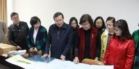 苏海棠书记、眭国华厅长等厅领导到审计一线看望慰问妇女干部 - 审计厅