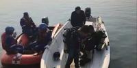 南宁红十字蓝天救援队完成小车坠水救援任务(图) - 红十字会