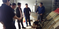 钦州市农机局到三合镇指导农机化春耕工作 - 农业机械化信息