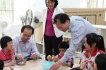 自治区民政厅厅长朱学庆带队到钦州市调研民政工作 - 民政厅