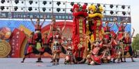 壮族三月三·民族体育炫 广西体育庙会在来宾开幕(组图) - 广西新闻网