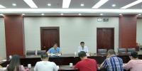 广西文化厅召开广西文化行业社会组织党支部书记座谈会 - 文化厅