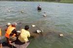 横县红十字蓝天救援队为执法队员提供水上安全保障(图) - 红十字会