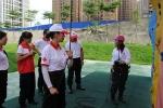 青秀区红十字应急救援志愿服务队开展(图) - 红十字会