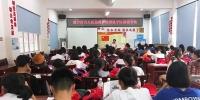 邕宁区红十字会为青年志愿者开设应急救护培训班(图) - 红十字会