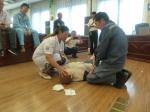 普及应急救护知识 提升自救互救技能(图) - 红十字会