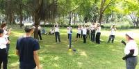 广西红十字会第9期心理救援队培训在南宁市举办(图) - 红十字会