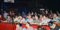 灵川县农机安全文化乡村行文艺演出在潭下镇隆重举行 - 农业机械化信息