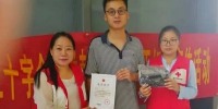 良庆区红十字会开展无偿献血暨造血干细胞宣传活动(图) - 红十字会