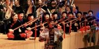 民族管弦乐《八桂情缘》成功首演 - 文化厅