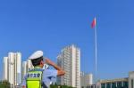 区市公安机关共同守护国庆平安 - 公安局