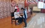 江南区、邕宁区红十字会开展应急救护知识进校园活动(图) - 红十字会