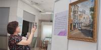 """蘸邕江之水绘邕城胜景 """"老邕州·新南宁""""油画展举行 - 文化厅"""