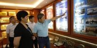 柳州市委常委、组织部长黄丽娟到市审计局开展调研工作 - 审计厅