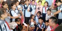 江南区红十字会开展应急救护培训活动(图) - 红十字会