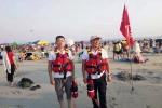北海市红十字会国庆假期开展红十字志愿服务活动(图) - 红十字会