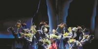 大型原创民族舞剧演绎壮族浪漫故事 《花界人间》昨夜邕城首秀 - 文化厅