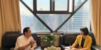 自治区党委常委、政法委书记黄世勇听取审计工作汇报 - 审计厅