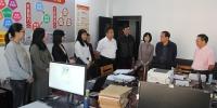 自治区审计厅党组书记苏海棠到贵港市调研审计工作 - 审计厅