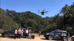 苍梧县首次依托无人机技术力量助力自然资源资产审计工作 - 审计厅