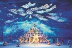 """""""以花为神""""演绎壮族生命之魂 ——大型原创民族舞剧《花界人间》北京展演侧记 - 文化厅"""