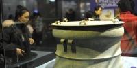 广西成立60周年文物博物馆事业成果展举行 - 广西新闻