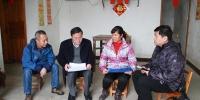 苏海棠、眭国华一行到武宣县开展扶贫工作专项调研和慰问活动 - 审计厅