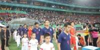 2019中国杯国际足球锦标赛在南宁开战 多家媒体竞相报道 - 省体育局