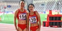 韦永丽摘亚洲田径锦标赛女子100米铜牌 - 省体育局
