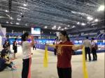 FINA冠军游泳系列赛:冯君阳摘女子50米蛙泳铜牌 - 省体育局