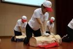 广西老年大学应急救护志愿服务启动仪式在邕举行 - 红十字会