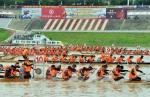 梧州市红十字搜救救援队为龙舟大赛保驾护航 - 红十字会