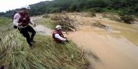 红十字搜救救援队继续在百色右江区搜寻失踪人员 - 红十字会