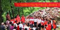 广西红十字基金会援建骆马屯惠民工程饮水项目竣工 - 红十字会